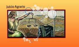 Juicio Agrario