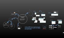 Copy of Análisis PERT de la implementación de un Sistema de Gestión