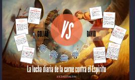 Copy of DAVID VS GOLIAT
