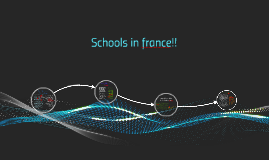 Schools in france!!