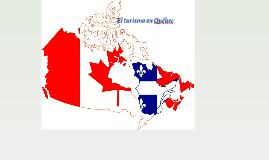 El turismo en Québec