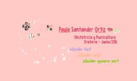 Paula Santander Ortiz