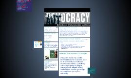 DEMOCRATIC OR AUTOCRATIC?