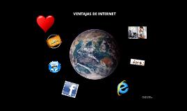 Ventajas de Internet