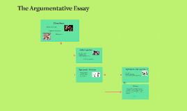 102 The Argumentative Essay (no pres.)
