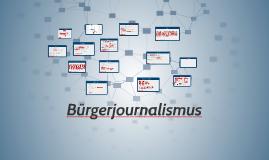 Bürgerjournalismus