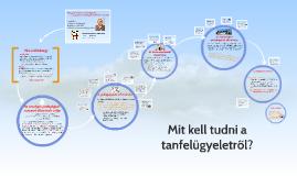 Copy of Információk a tanfelügyeletről