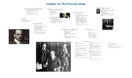 Chapter 13: The Princess Shows