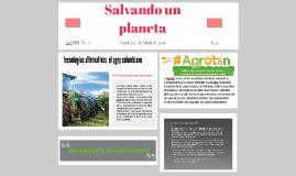 Tecnologias alternativas para el agro Colombiano