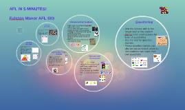 Copy of Copy of AFL Prompt Mat