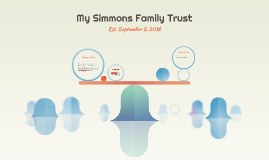 My Simmons family trust