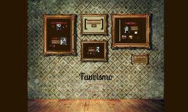Copy of Fauvismo