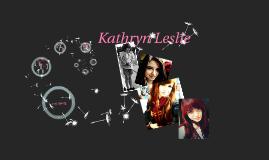 Kathryn Leslie