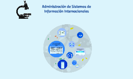 Administracion de Sistemas de INformacion Internacionales