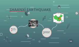 SHAANXİ EARTHQUAKE