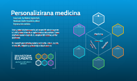 Personalizirana medicina