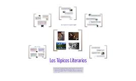 Copy of Copy of Tópicos Literarios
