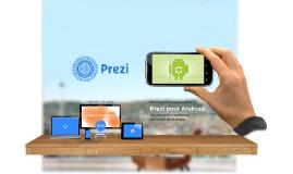 Introduction de Prezi pour Android