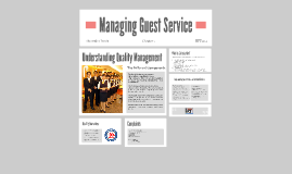 Copy of Managing Guest Service