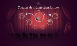 Theater der römischen Antike