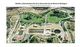 Diseño y Automatización de  la Aireación de un Reactor Biológico de una E.D.A.R