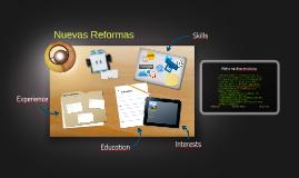 Nuevas Reformas