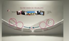 Copy of Secretaría de Finanzas