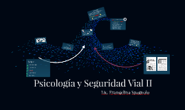 Psicología y Seguridad Vial II