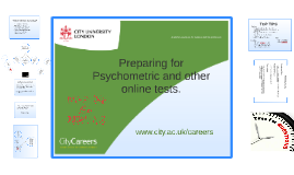 Copy of Cass Psychometric Tests for Beginners