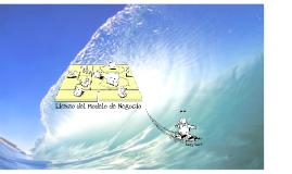 Lienzo de Modelo de Negocio Easy Surf