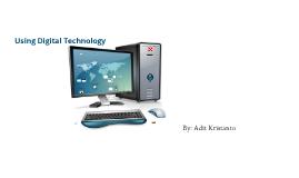 Guidelines of digital technology-Adit K.