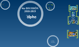 4TA DIVISION