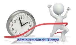 Administracion del Tiempo