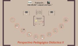 Evaluación - Espacio de la Práctica IV