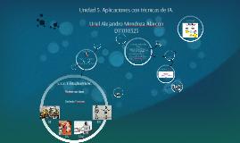 Copy of Unidad 5. Aplicaciones con técnicas de IA.