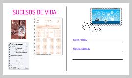 SUCESOS DE VIDA