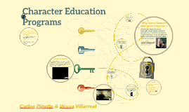 Copy of Character Education