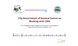 Copy of The General Santos City Experience