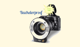 Bachelorproef
