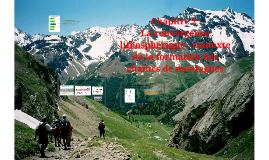 la convergence lithosphérique : contexte de la formation de chaînes de montagnes