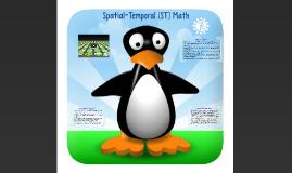 Spatial-Temporal (ST) Math