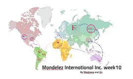Mondelez International Inc.