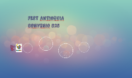 FEST ANTIOQUIA