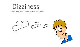 Copy of Dizziness