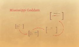 Mississippi Goddamn