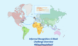 Informal Recognition: 6 Week Challenge Overview #MisysPeople