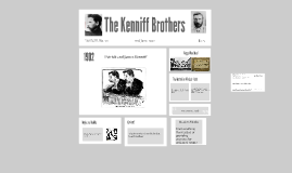 The Kenniff Brothers