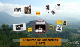 Discurso de Chacarillas
