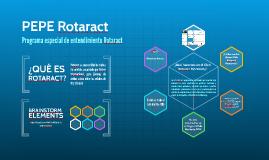 PEPE Rotaract