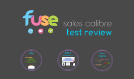 Fuse Sales Calibre - test review